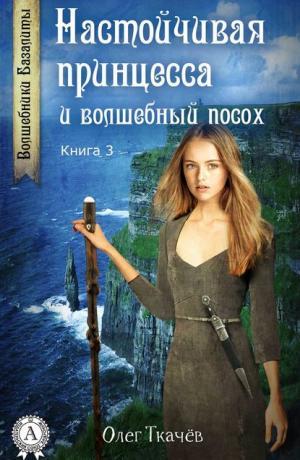 Волшебники Базалиты #3. Настойчивая принцесса и волшебный посох
