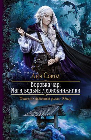Воровка чар #1. Маги, ведьмы, чернокнижники